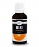 Olejek pomarańczowy 30ml, aromaterapia, olejek na twarz, działanie