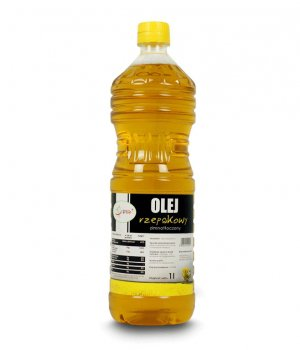 Olej rzepakowy tłoczony na zimno cena, właściwości