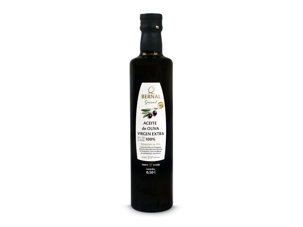 Oliwa z oliwek EXTRA VIRGIN 500ml - BERNAL