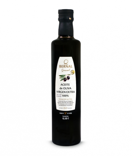 Oliwa z oliwek EXTRA VIRGIN 500ml - BERNAL