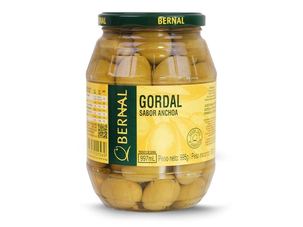 Oliwki naturalne DUZE600g- BERNAL