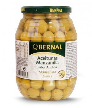 Oliwki naturalne600g - BERNAL