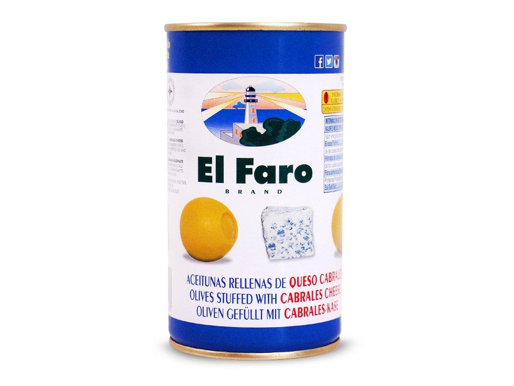 Oliwki Nadziewana Serem El Faro