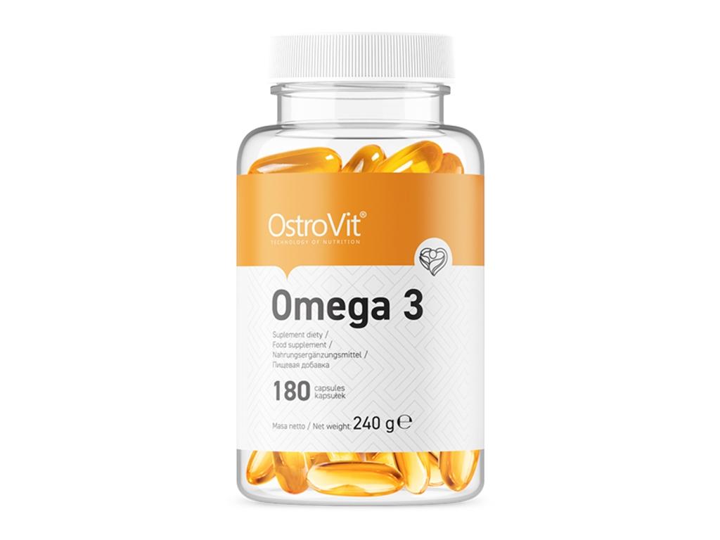 Omega 3 180 kaps. OstroVit