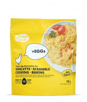 Omelette roślinny zamiennik jajek 180gCulturedFood