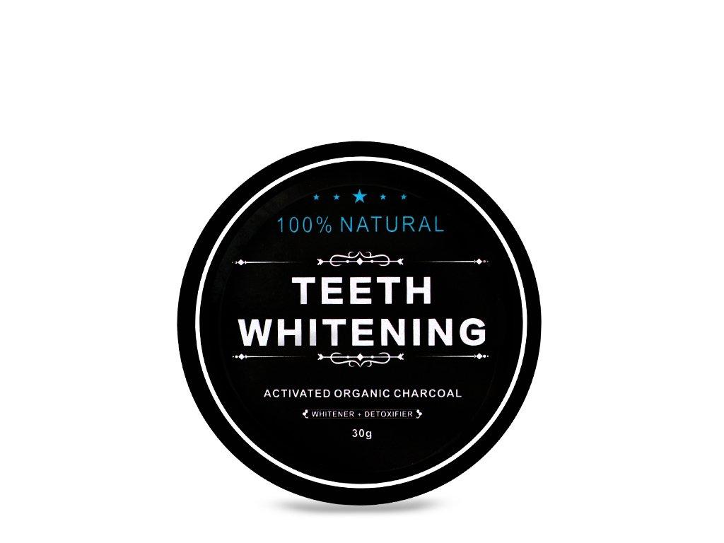 Organiczny proszek do wybielania zębów 30ml