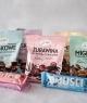 Orzechy laskowe w belgijskiej czekoladzie 80g Anka Dziedzic VIVIO, orzechy w czekoladzie, przekąska