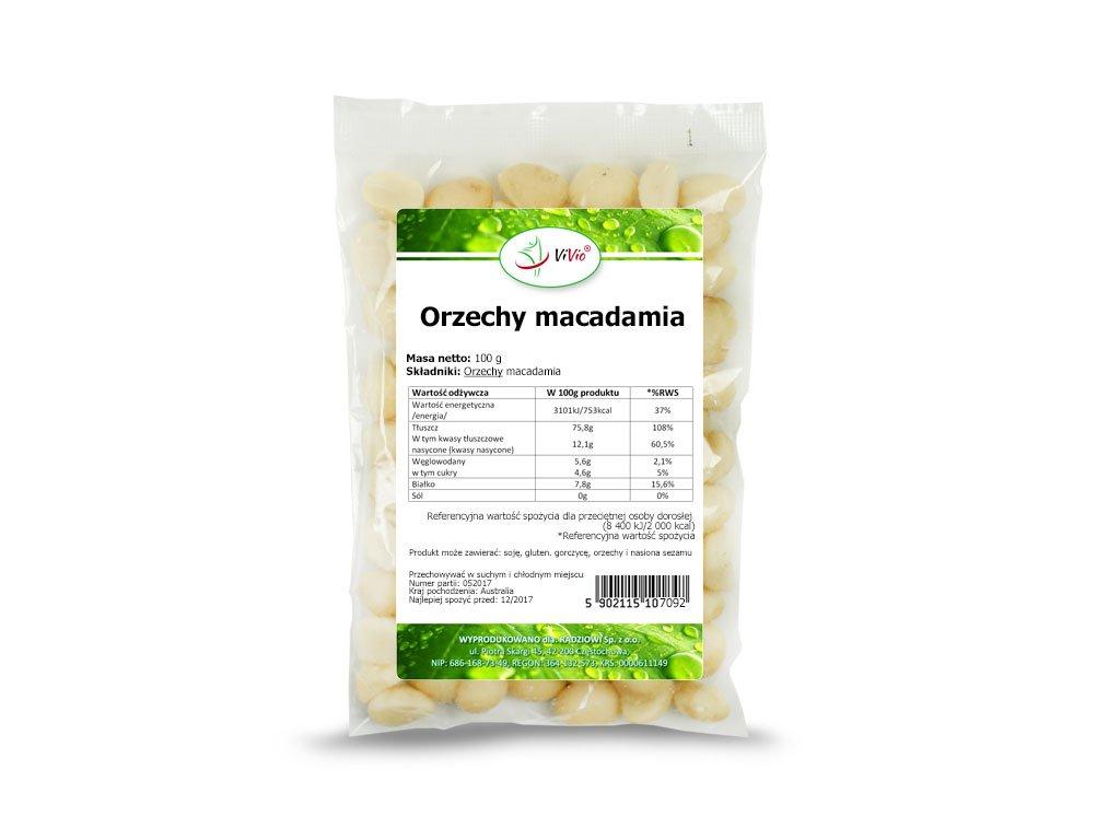 Orzechy macadamia opinie, orzech macadamia zastosowanie