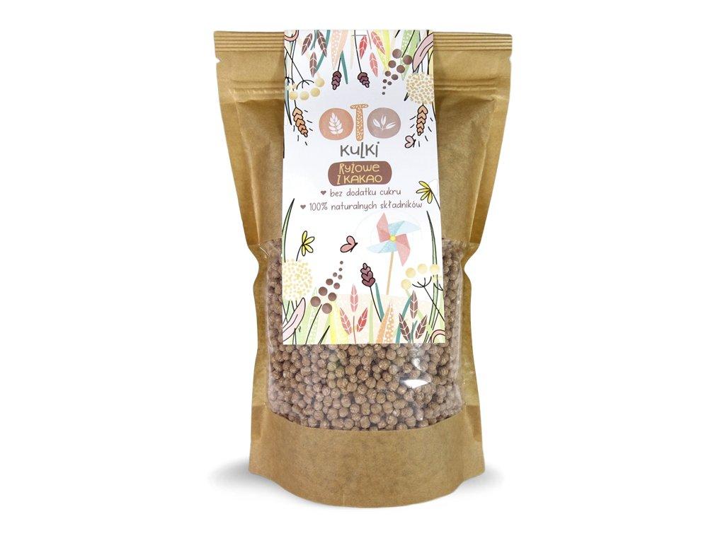 OTO Kulki ryżowe z kakao 150g Otolandia