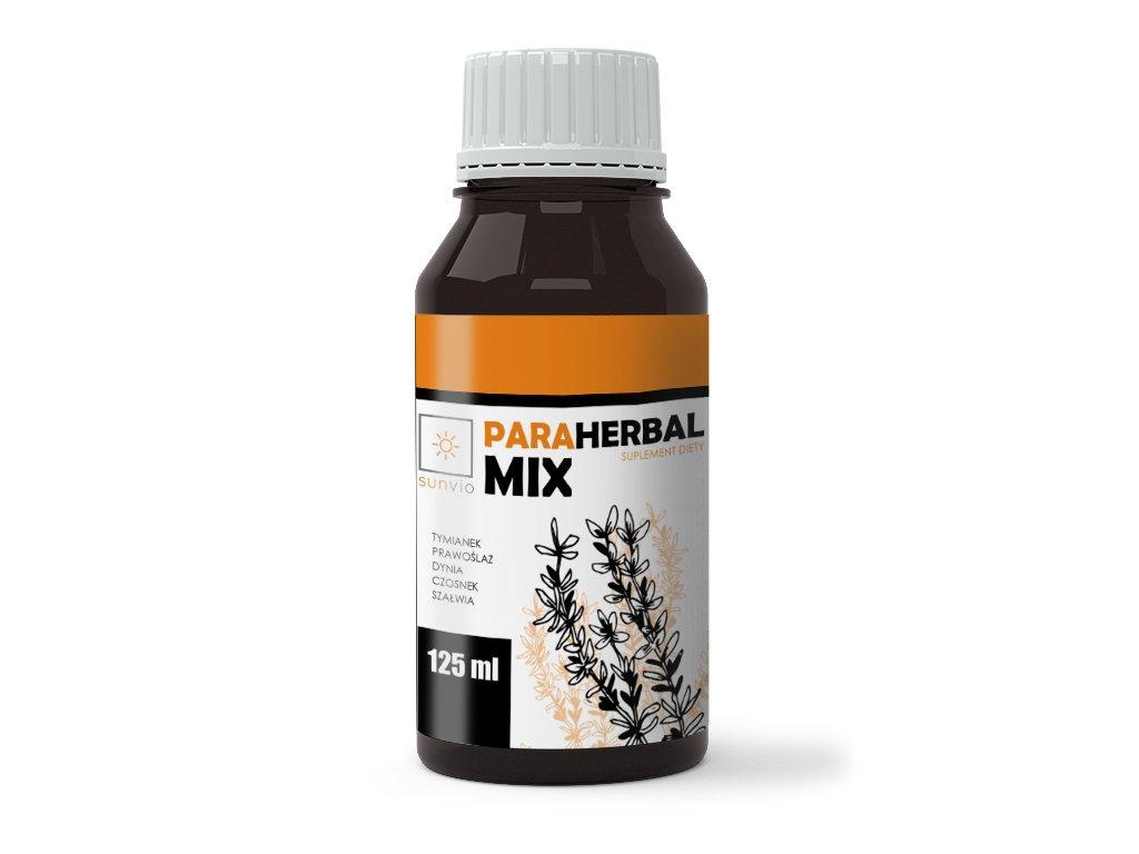 Para Herbal Mix 125ml SUNVIO