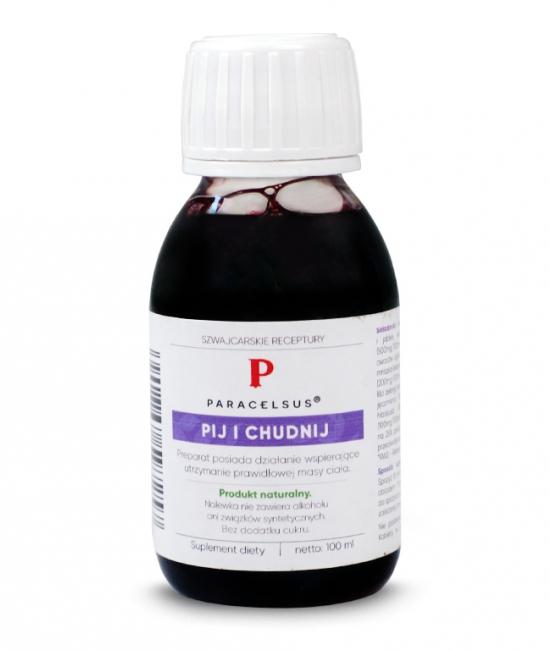 Paracelsus pij i chudnij 100ml Aura Herbals