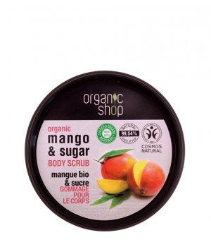 Peeling do ciała mango 250ml OrganicShop