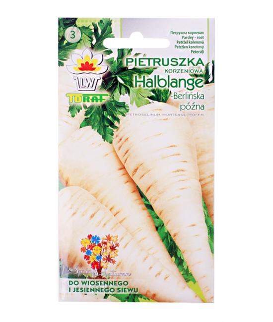 Pietruszka Halblange nasiona 5g TORAF