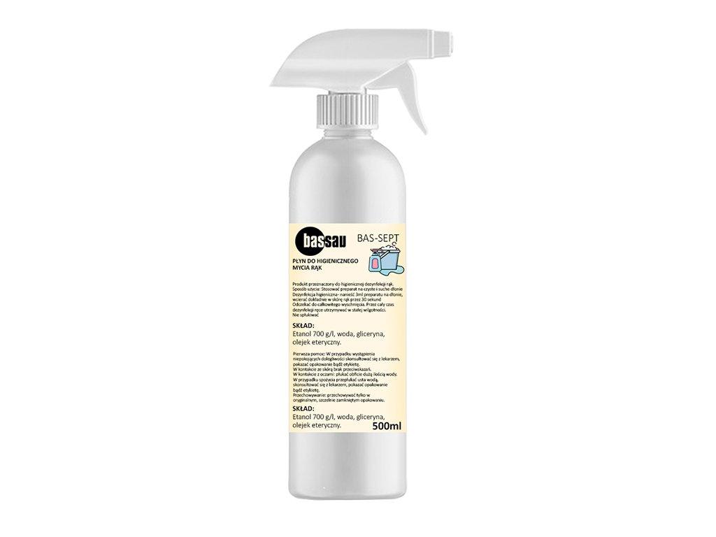 Płyn do dezynfekcjiISP60 - 500ml