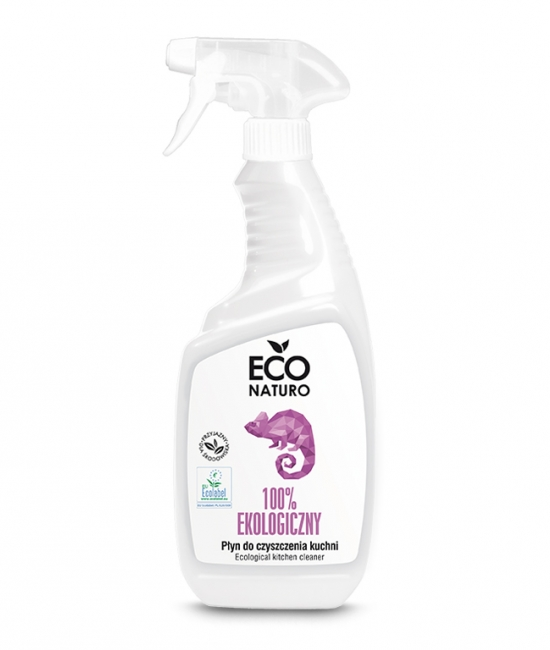 Ekologiczny płyn do czyszczenia kuchni EcoNaturo 750ml