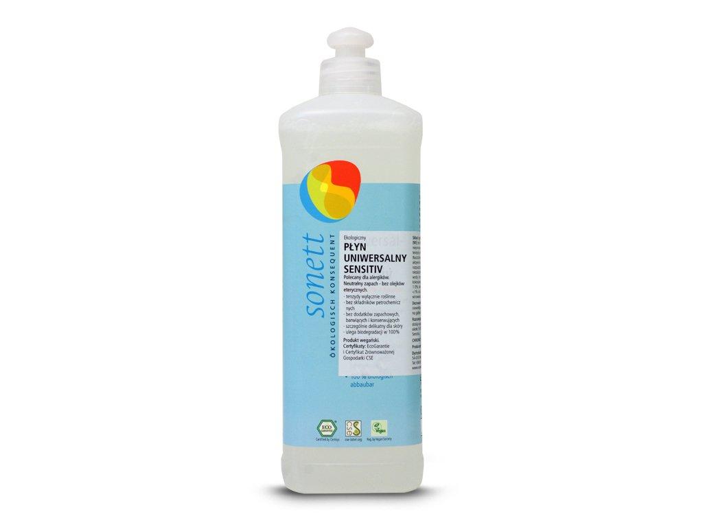 Ekologiczny płyn uniwersalny do czyszczenia Sonett 500ml