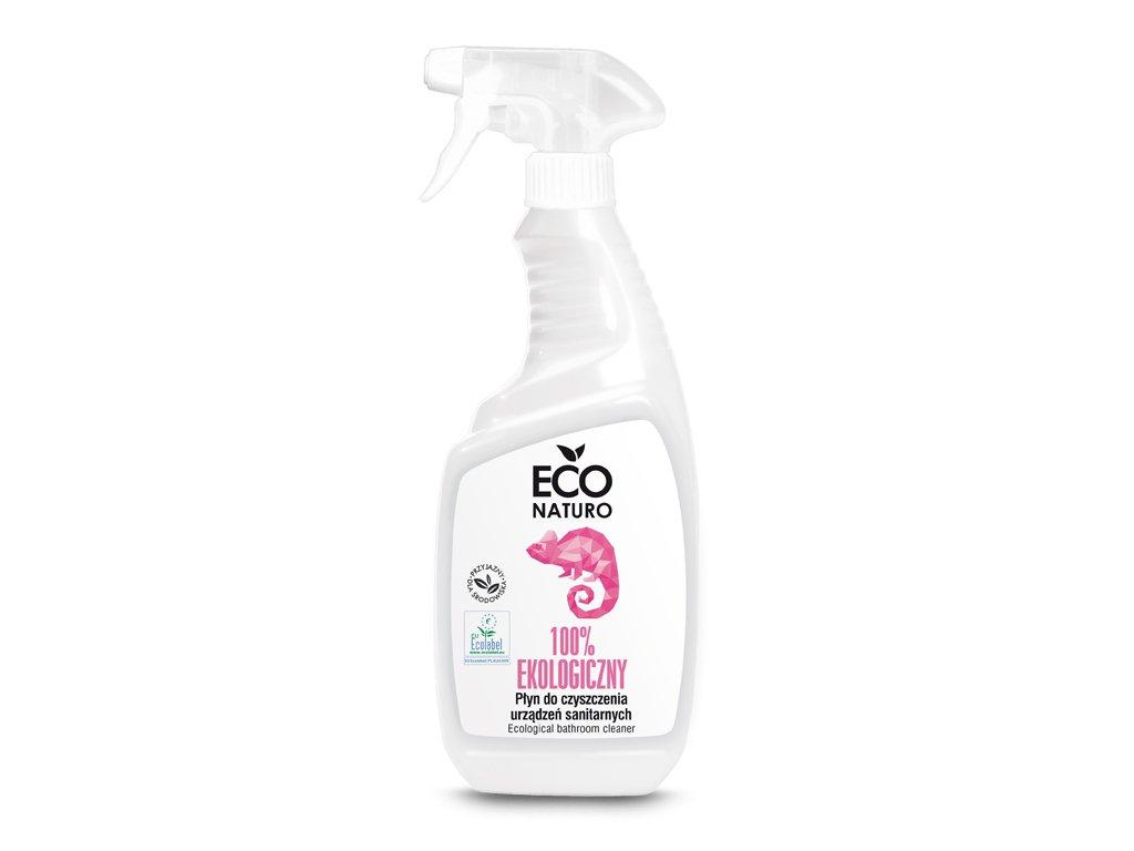 Ekologiczny płyn do czyszczenia urządzeń sanitarnych EcoNaturo 750ml