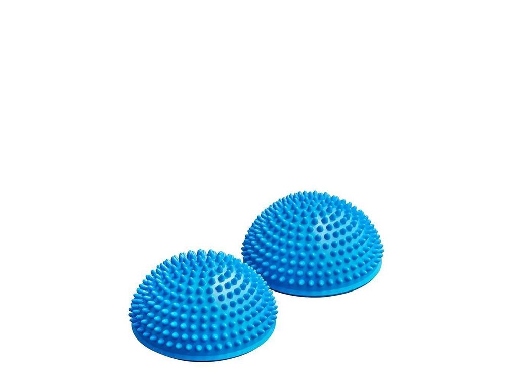 Półkule sensoryczne 16cm niebieskie 2 szt. 4Fizjo