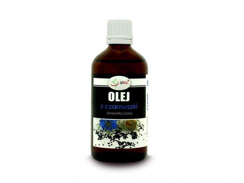 Olej z czarnuszki zimnotłoczony, olej z czarnego kminu 100ml