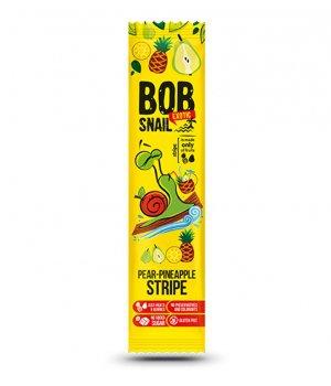 Przekąska gruszka/ananas 14g BobSnail