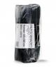 Prześcieradło Jersey 160x200 bawełna z gumką CZARNE PIRUU