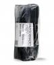 Prześcieradło Jersey 90x200 bawełna z gumką CZARNE PIRUU