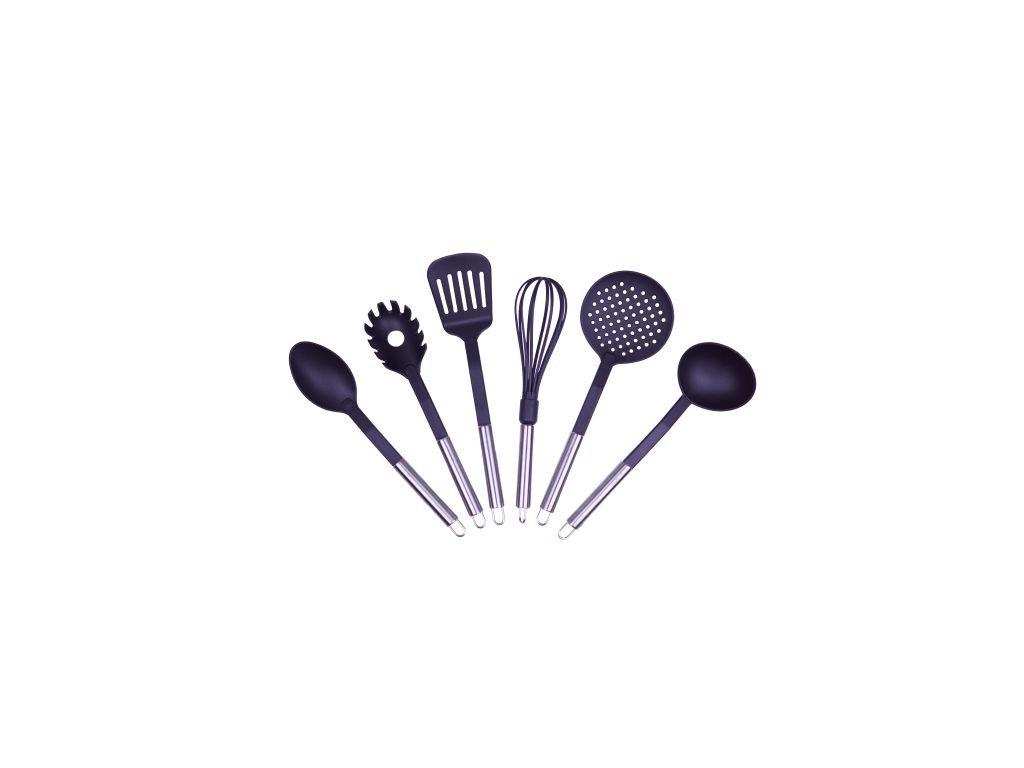 Przybory kuchenne komplet akcesoriów