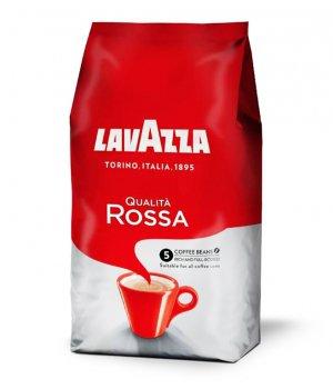 Kawa ziarnista Qualita Rossa 1kg Lavazza