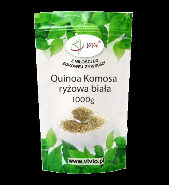 Quinoa Komosa ryżowa biała żródło białka 100g