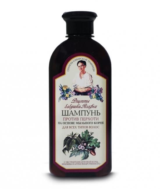 Szampon przeciwłupieżowy - Recepty Babci Agafi 350ml