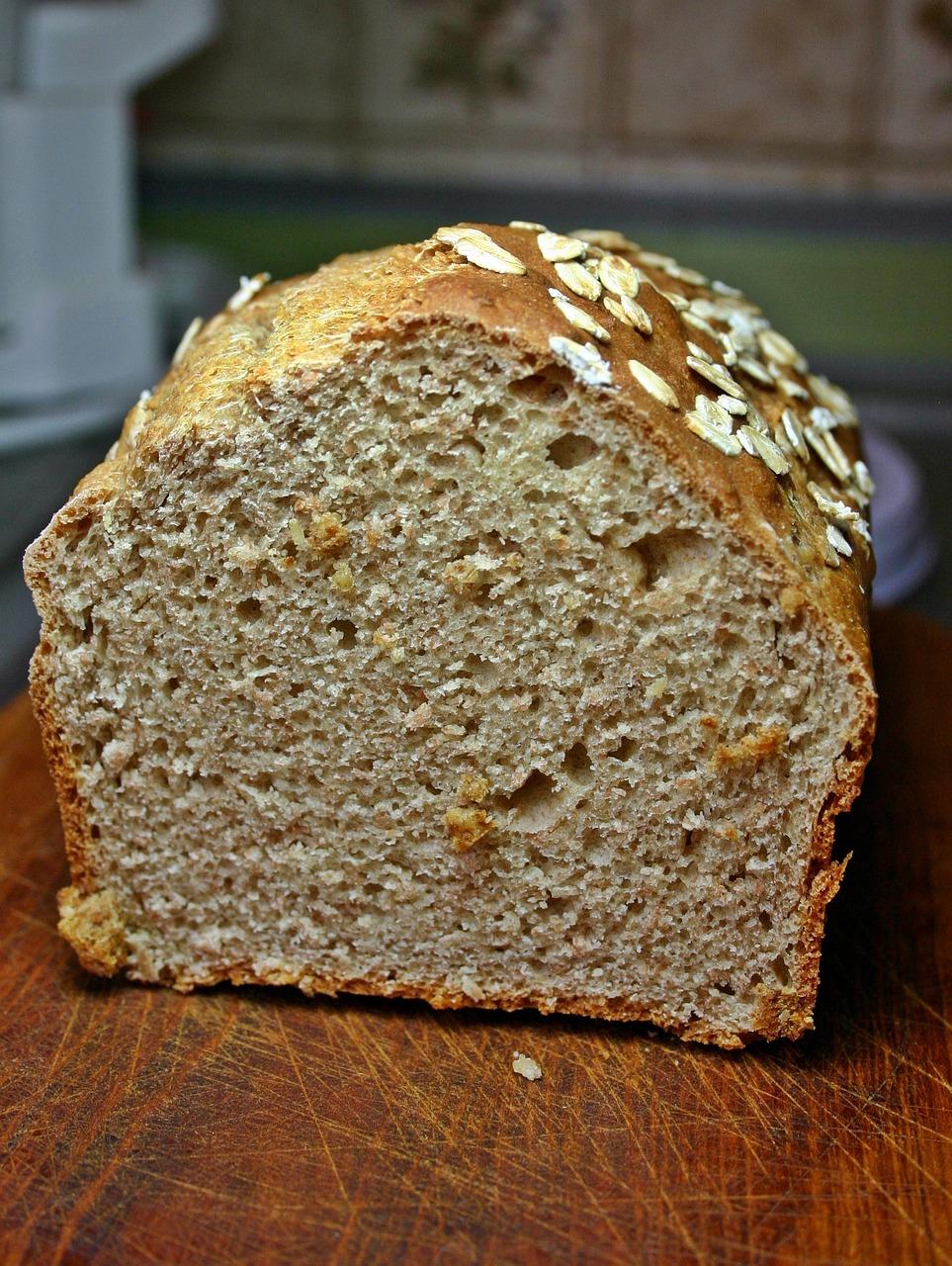 Chleb orkiszowy na bazie mieszanki Vivio