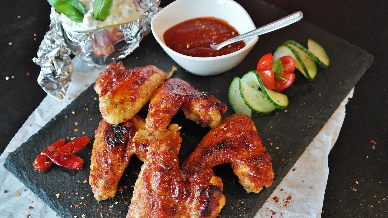 Kurczak tandoori masala