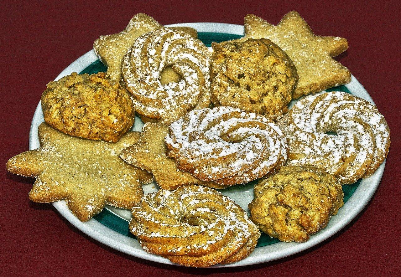 Przepis na pyszne ciastka z amarantusem ekspandowanym