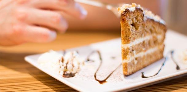 Bezglutenowe ciasto z ksylitolem i komosą ryżową