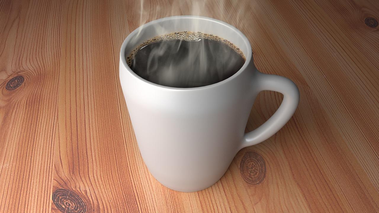 Zielona kawa z kardamonem