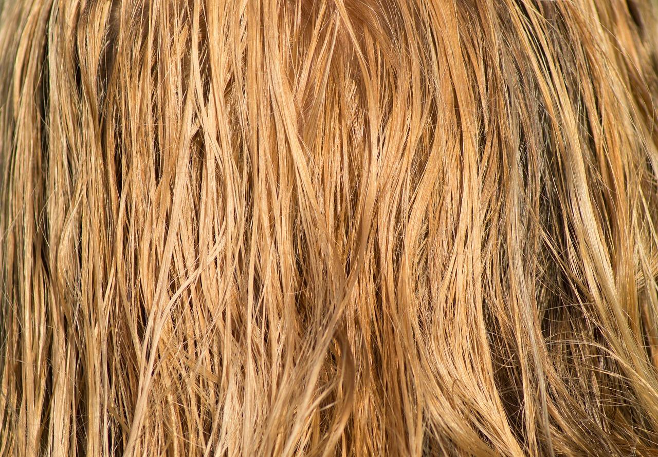 Odżywcza maseczka na włosy