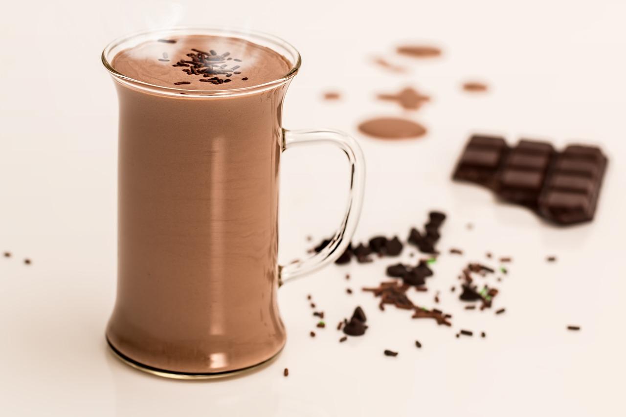 Kakao do picia z surowego ziarna kakaowca