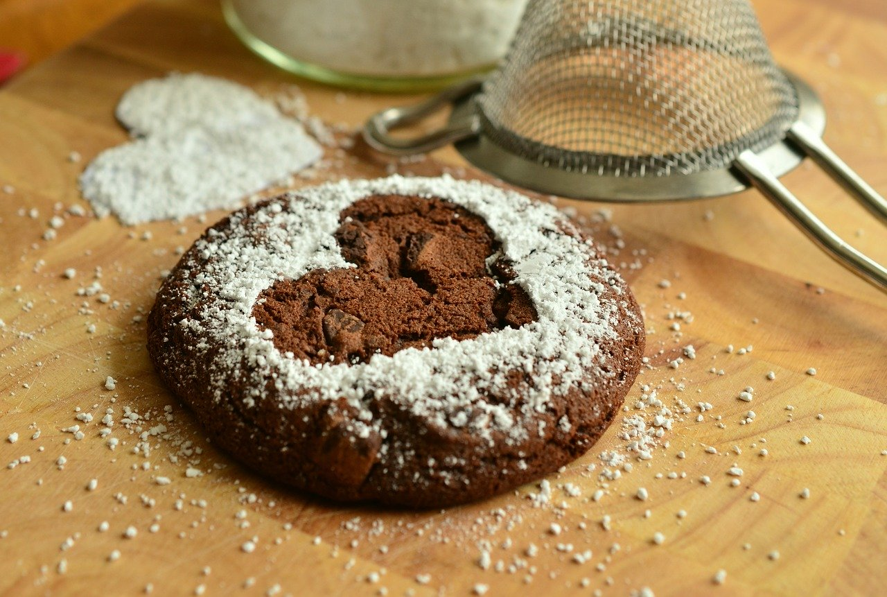 Bezglutenowe ciasteczka goździkowe
