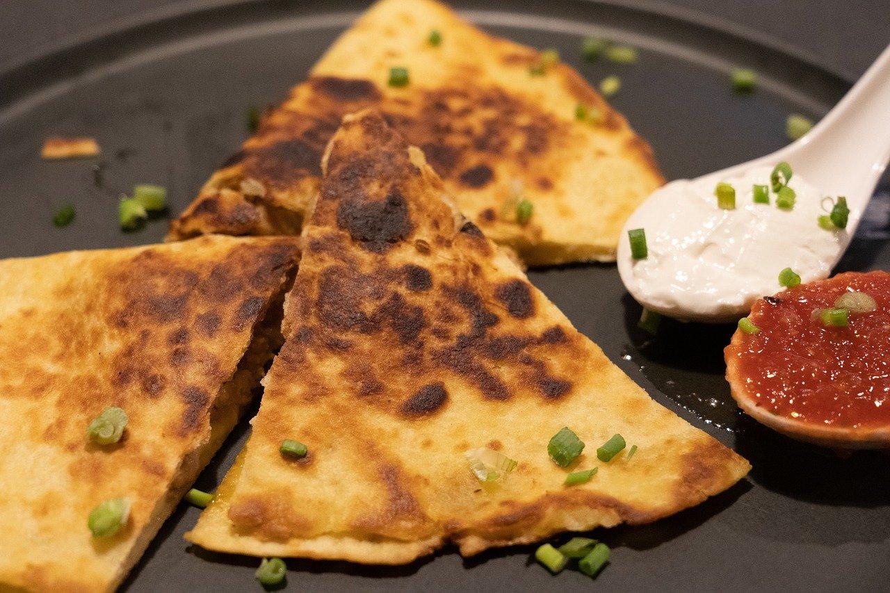 Tortille warzywne