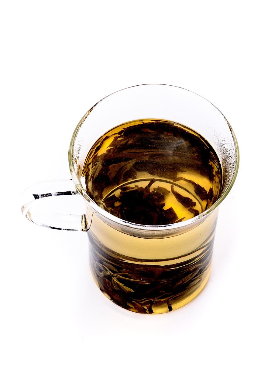 Herbatka z rumiankiem na bezsenność