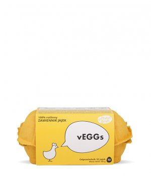 Roślinny Zamiennik Jajek 102g-Cultured Foods