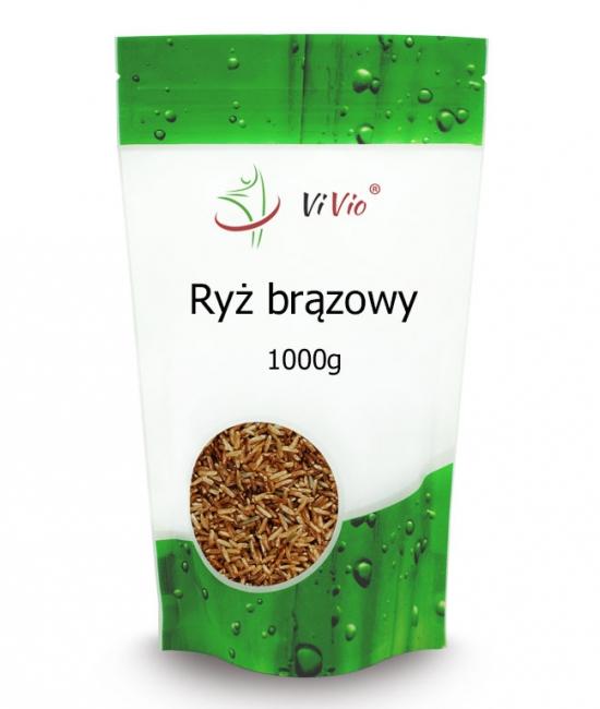 Ryż brązowy 1000g