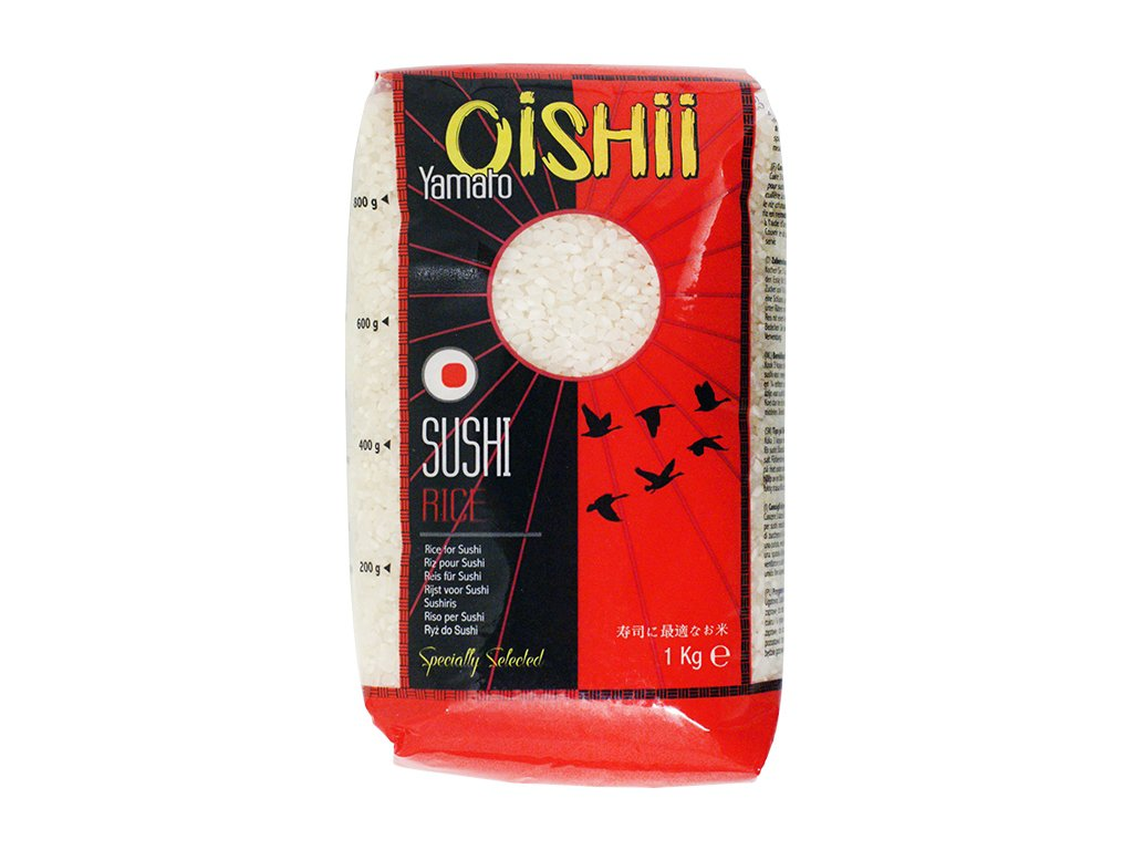 Ryż do sushi Oishii 1000g