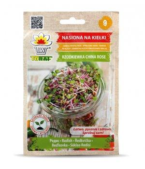 Rzodkiewka nasiona na kiełki 20g TORAF