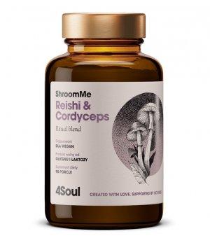 ShroomMe Reishi & Cordyceps HealthLabs