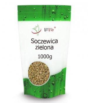 Soczewica zielona ziarno, ziarno soczewicy cena