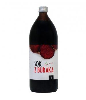 Sok z buraka 1000ml VIVIO, sok z buraka właściwości, jak pić