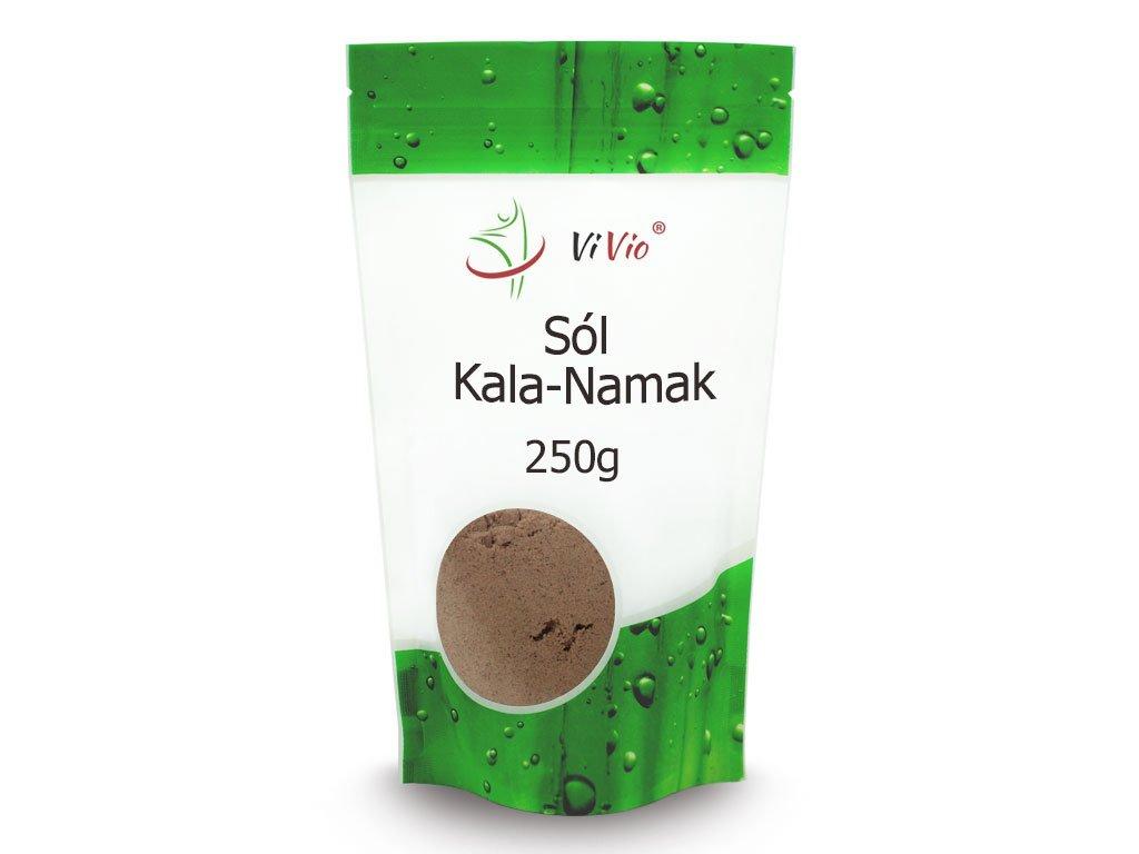 Czarna sól Kala namak, sól himalajska czarna cena