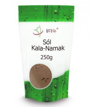 Czarna sól Kala namak, sól himalajska czarn cena