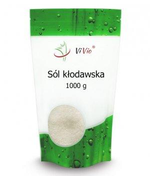 Sól kłodawska 1000g, opinie, cena, właściwości